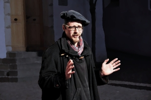Der Erzähler Christopher Robin Goepfert